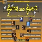Swing and Sweet  - Various Artists (2cd box met de beste Jazz/Blues/World artiesten)