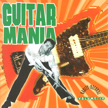 Various Guitar Mania Vol. 10