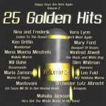 25 Golden Hits of the 40's - 50's Vol. 2 - Various Artists