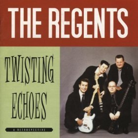 The Regents - Twisting Echoes