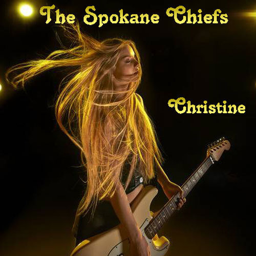 Spokane Chiefs - Christine (3 track rock single)