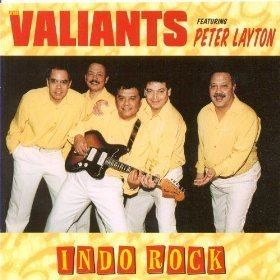 The Valiants - Indo Rock (Feat. Peter Layton)