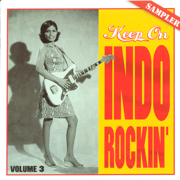 Keep On Indo Rockin' vol. 3 - Various Artists