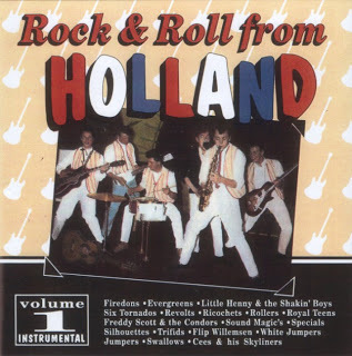 Rock & Roll From Holland 1 - Various Dutch Artists